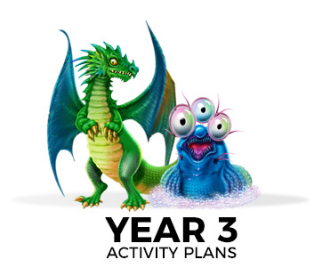 Monstats key stage 2 activity plans for year 3
